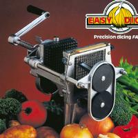 Nemco 55100E Easy Dicer Two Way Vegetable Cutter 14 x 14 x 14 Cuts Onions Celery and Potatoes into Cubes