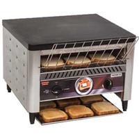 Nemco 6805 Conveyor Toaster 1000 Pieces Per Hour 3 Slices Wide