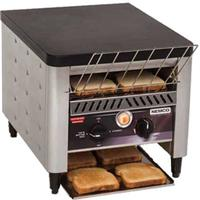 Nemco 6800 Conveyor Toaster 300 Pieces per Hour 2 Slices Wide