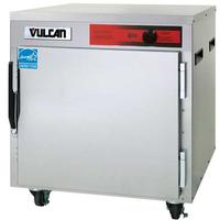 Vulcan VBP5 Insulated Heated Holding and Transport Cabinet Up to 190 Degrees F Undercounter Adjustable Rack Holds 5 18 x 26 x 1 Deep or 10 12 x 20 x 212 Deep Pans Casters