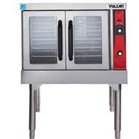 Vulcan VC4GD Convection Oven Gas Single Deck 50000 BTU Solid State Controls