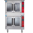 Vulcan VC44ED Convection Oven Electric Double Deck Solid State Controls
