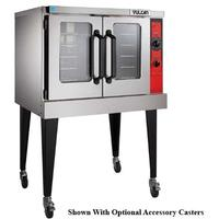 Vulcan VC5GD Convection Oven Gas Single Deck 50000 BTU Solid State Controls