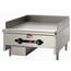 Wells HDG2430GQS Griddle Countertop Gas 24 Length 30000 BTU Every 12 34 Thick Plate Manual Control