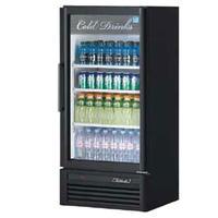 Turbo Air TGM10SDN6 Glass Door Refrigerated Merchandiser 1 Swing Door 2534 Length 93 Cubic Ft Super Deluxe Series