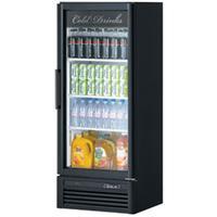 Turbo Air TGM12SDN6 Glass Door Merchandiser Refrigerator 1 Swing Door 2534 Length 1019 CuFt
