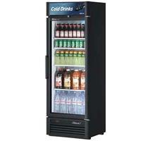 Turbo Air TGM15SDN6 Glass Door Merchandiser Refrigerator 1 Swing Door 2534 Length 1443 CuFt