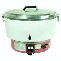 Thunder Group GSRC005N Rice Cooker Natural Gas 55 Cup Capacity