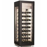 Omcan 43458 Refrigerated Wine Showcase 81 Bottle Capacity