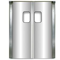 Chase doors sd2013d48x96 kitchen hardware swinging doors - Commercial double swing doors ...