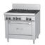 Garland USR GFE366R Range 36 Wide 6 Burners 33000 BTU One Oven Electronic Pilot Ignition Starfire Pro Series
