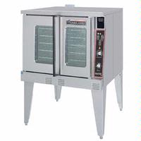 Garland USR MCOGS10S Convection Oven Gas Full Size Single Deck 60000 BTU Standard Depth Solid State Control with Timer Electric Ignition Master Series