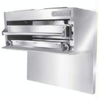Garland US Range UIR48 Salamander Broiler 36 Wide Gas 2 20000 BTU Infrared Burners Range Mount for 48 Range Std Mounted on Left U Series