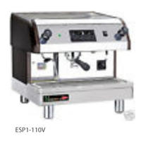 Grindmaster ESP1110V Espresso Machine Automatic 1 Group 240 Cups Per hour Touch Pad Controls Auto Cleaning Hot Water Dispensing Valve Venezia II Series
