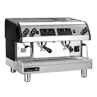 Grindmaster ESP2220V Espresso Machine Automatic 2 Group 480 Cups Per hour Touch Pad Controls Auto Cleaning Hot Water Dispensing Valve Venezia II Series