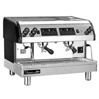 Grindmaster ESP3220V Espresso Machine Automatic 3 Group 720 Cups Per hour Touch Pad Controls Auto Cleaning Hot Water Dispensing Valve Venezia II Series