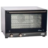 Cadco OV013 Convection Oven Countertop Half Size Electric Fits 3 Half Size Pans