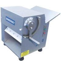 Somerset CDR100 Dough Sheeter 14 HP 10 Synthetic Rollers 500 600 Pieces Per hour