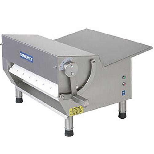 Countertop Dough Sheeter : Somerset CDR-600 Dough Sheeter, 3/4 HP, 30